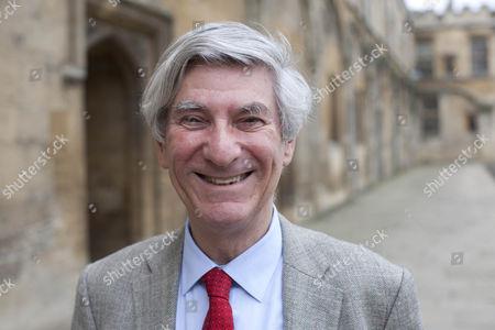 Stock Image of Veron Bogdanor, Constitutional expert