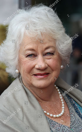 Stock Image of Dame Daphne M. Sheldrick