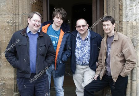 Editorial picture of The Sunday Times Oxford Literary Festival, at Christ Church college, Oxford, Britain - 03 Apr 2011