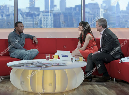 Editorial photo of 'Daybreak' TV Programme, London, Britain - 04 Apr 2011