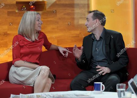 Cordelia Kretzschmar and Nick Barratt