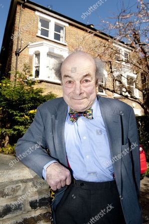 Stock Photo of Professor Heinz Wolff