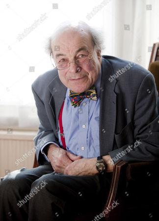 Stock Image of Professor Heinz Wolff