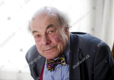 Stock Picture of Professor Heinz Wolff