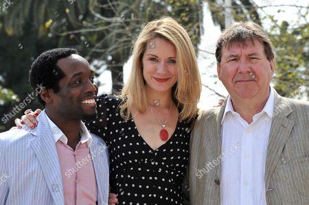 Richard Yearwood, Natalie Lisinska and Remy Girard