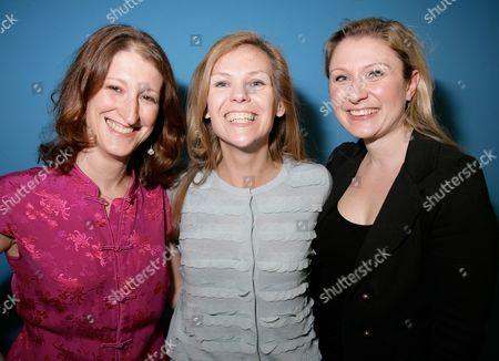 Julie Cohen, Adele Parks, Jessica Ruston