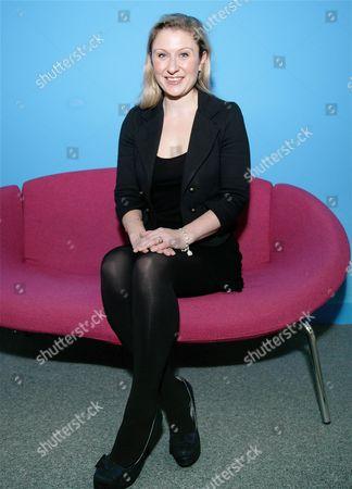 Stock Picture of Jessica Ruston