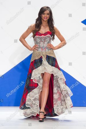 Editorial image of 9th Annual Dressed To Kilt Charity Fashion Show, New York, America - 05 Apr 2011