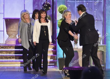 Editorial photo of 'The Alan Titchmarsh Show' TV Programme, London, Britain - 05 Apr 2011