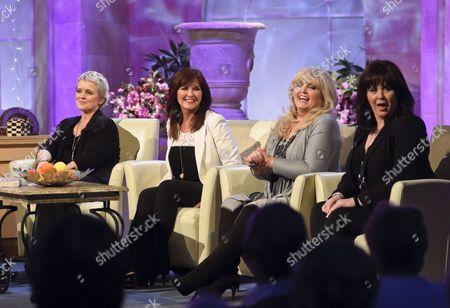Stock Image of The Nolans - Bernadette Nolan, Maureen, Linda and Coleen Nolan