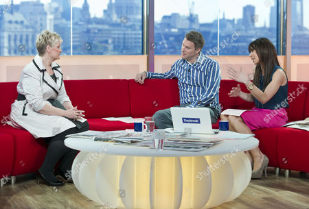 Editorial photo of 'Daybreak' TV Programme, London, Britain - 06 Apr 2011