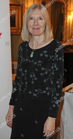 The Poetry Society Hold An Evening For The Ted Hughes Awards For New Works In Poetry. Helen Dunmore. Picture By: Nigel Howard Mobile + 44 (0) 7831 235235 Email: Nrhpixatyahoo.com