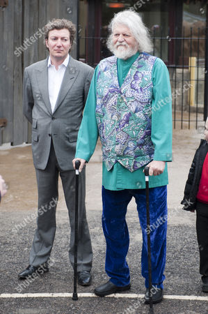 Editorial photo of Marquess of Bath opening a new animal attraction at Longleat Safari Park, Britain - 05 Apr 2011