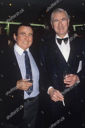 Mick McManus and Bill Pertwee