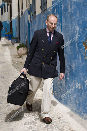 Editorial picture of Prince Charles' Doctor, Dr. Robin Clark, Rabat, Morocco - 06 Apr 2011