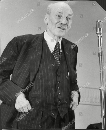 Clement Richard Attlee 1st Earl Attlee Kg Om Ch Pc Frs (3 January 1883 ? 8 October 1967) Was A British Labour Politician Who Served As The Prime Minister Of The United Kingdom From 1945 To 1951 And As The Leader Of The Labour Party From 1935 To 1955.