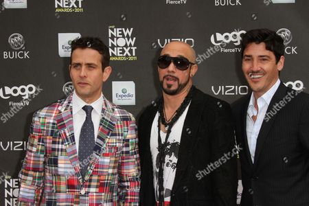 Editorial image of 'NewNowNext' Awards, Los Angeles, America - 07 Apr 2011