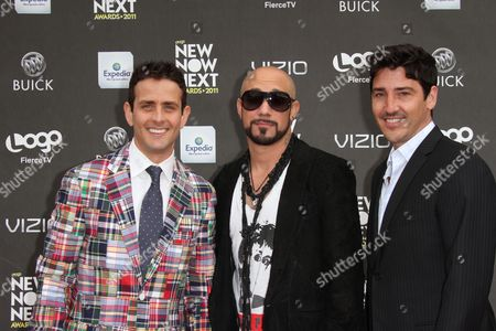 Editorial photo of 'NewNowNext' Awards, Los Angeles, America - 07 Apr 2011