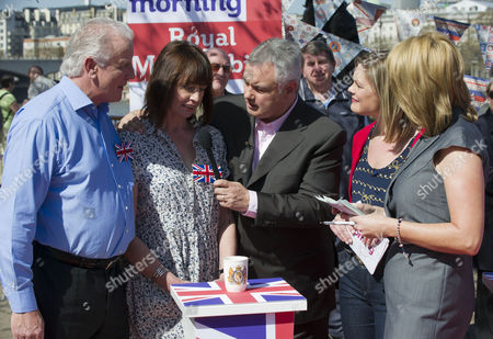 Editorial photo of 'This Morning' TV Programme, London, Britain - 08 Apr 2011