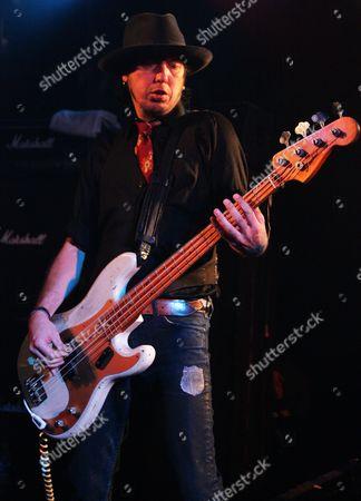 Sami Yaffa original Hanoi Rocks member