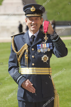 Editorial image of Investitures at Windsor Castle, Berkshire, Britain - 08 Apr 2011