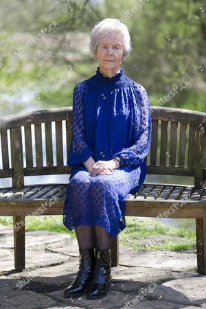 The Deborah Cavendish Duchess of Devonshire, the youngest and only surviving of the Mitford sisters