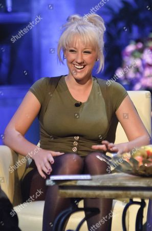 Editorial image of 'The Alan Titchmarsh Show' TV programme, London, Britain - 08 Apr 2011