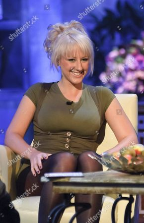 Editorial photo of 'The Alan Titchmarsh Show' TV programme, London, Britain - 08 Apr 2011
