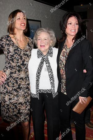 Editorial image of Betty White honored by Actors and Others for Animals at its 40th Anniversary, Los Angeles, America - 09 Apr 2011