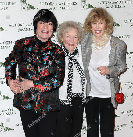 Editorial picture of Actors and Others for Animals 40th Anniversary Fundraising Luncheon, Universal City, Los Angeles, America  - 09 Apr 2011