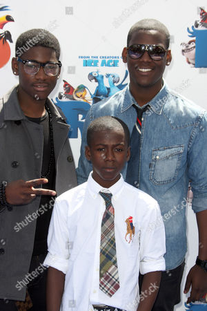 Kwame Boateng, Kwesi Boakye and Kofi Siriboe