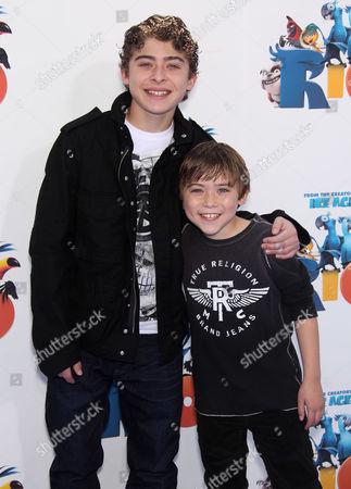 Ryan Ochoa and Raymond Ochoa