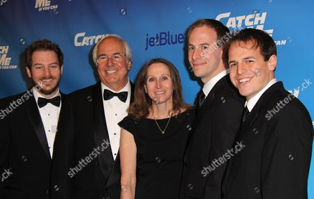 Frank Abagnale and guests