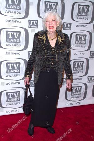 Stock Image of Joyce Randolph