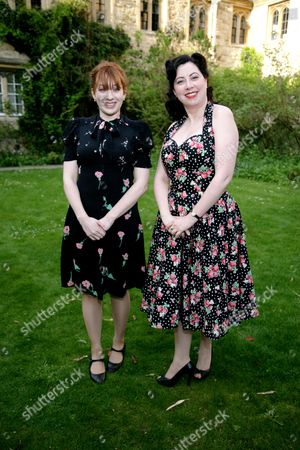 Editorial image of Sunday Times Oxford Literary Festival, Christchurch College, Oxford, Britain - Apr 2011