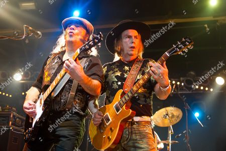 Mal McNulty and Dave Hill