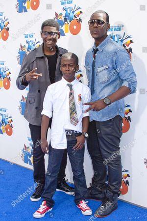 Kwame Boateng, Kwesi Boakye, Kofi Siriboe