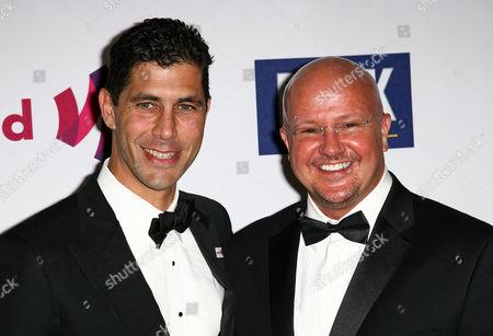 Stock Photo of Jarrett Barrios and JP Schuerman