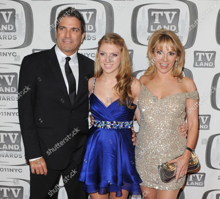 Mario Singer and Avery Singer and Ramona Singer