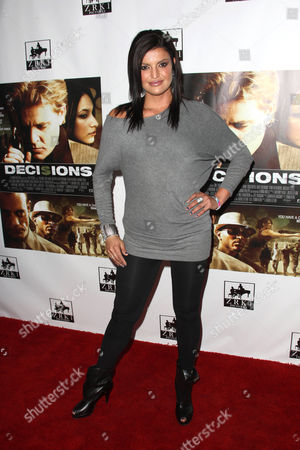 Editorial image of 'Decisions' film premiere and tribute to Corey Haim, Writers Guild Theatre, Los Angeles, America - 10 Apr 2011