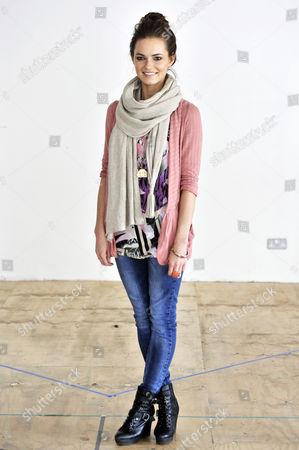 Kara Tointon who plays Eliza Dolittle