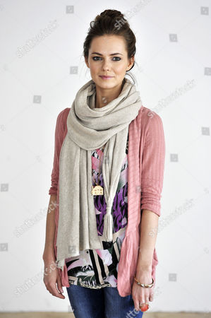 Stock Picture of Kara Tointon who plays Eliza Dolittle