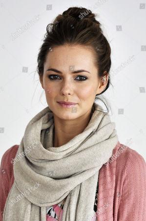 Stock Photo of Kara Tointon who plays Eliza Dolittle