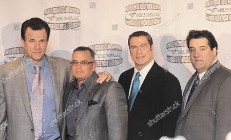 Editorial picture of 'Gotti -Three Generations' Press Conference, New York, America - 12 Apr 2011