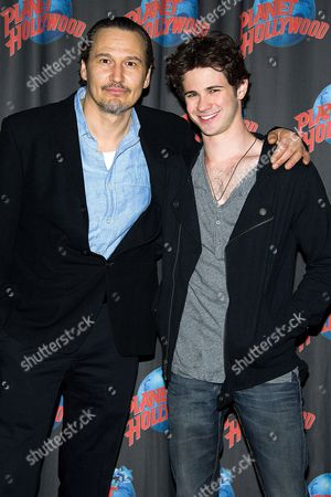 Nick Damici and Connor Paolo
