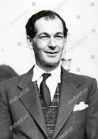 Maurice Macmillan Son Of The Prime Minister Mp For Halifax