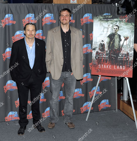 Nick Damici and Jim Mickle