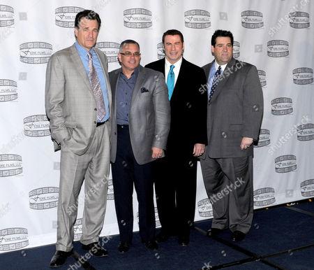 Editorial photo of 'Gotti -Three Generations' Press Conference, New York, America - 12 Apr 2011