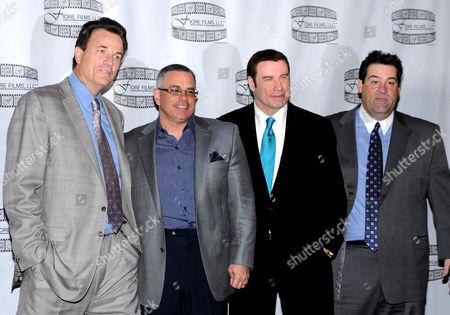 Editorial image of 'Gotti -Three Generations' Press Conference, New York, America - 12 Apr 2011