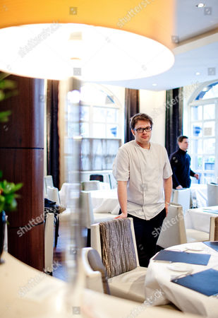 Editorial picture of Issac McHale, Chef at the Ledbury, Notting Hill, London, Britain - 01 Feb 2011